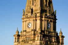Town Hall clock tower, Halifax