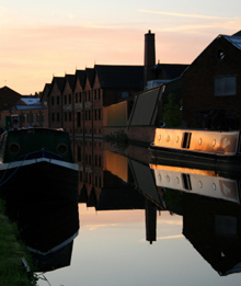 Canal, Stoke on Trent